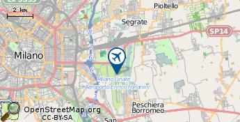 Aeropuerto de Milán - Linate