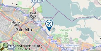 Aeropuerto de Palo Alto