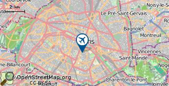 Aeropuerto de París