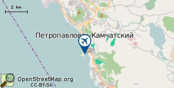 Aeropuerto de Petropavlovsk-kamchatskiy