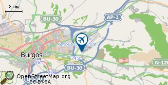 Aeropuerto de Burgos