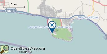 Aeropuerto de Santo Domingo
