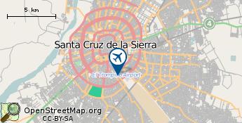 Aeropuerto de Santa Cruz De La Sierra