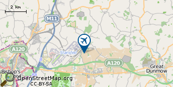 Aeropuerto de Londres - Stansted