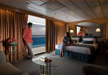 Gran Suite GS - Rhapsody of the Seas