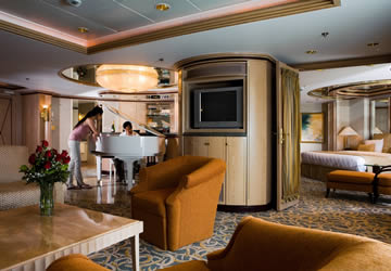 Royal Suite RS - Rhapsody of the Seas