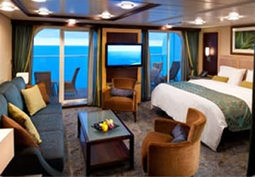 Suite con Balc�n GS - Oasis of the Seas