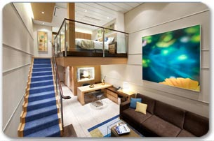Loft Suite L2 - Oasis of the Seas
