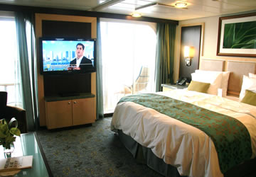 Owners Suite Balc�n OS - Oasis of the Seas