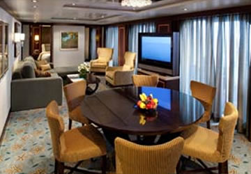 Suite Presidencial Balc�n PS - Oasis of the Seas