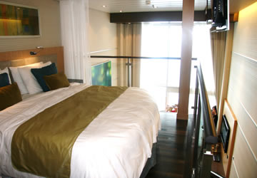 Sky Loft Suite SL - Oasis of the Seas