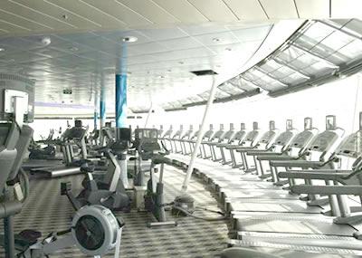 Foto23 - Freedom of the Seas - rci freedom gym