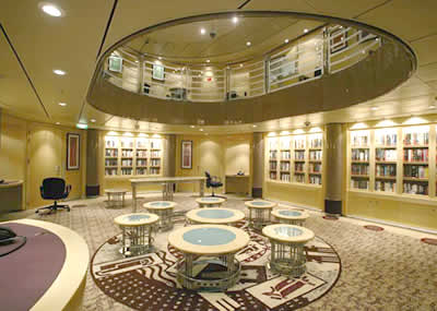 Foto26 - Freedom of the Seas - rci freedom library