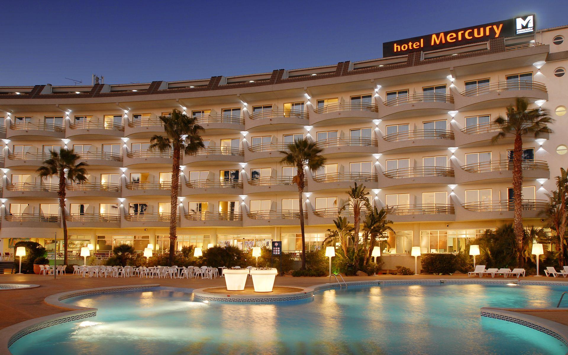Precios y ofertas de hotel mercury en santa susanna costa for Precios de hoteles en barcelona