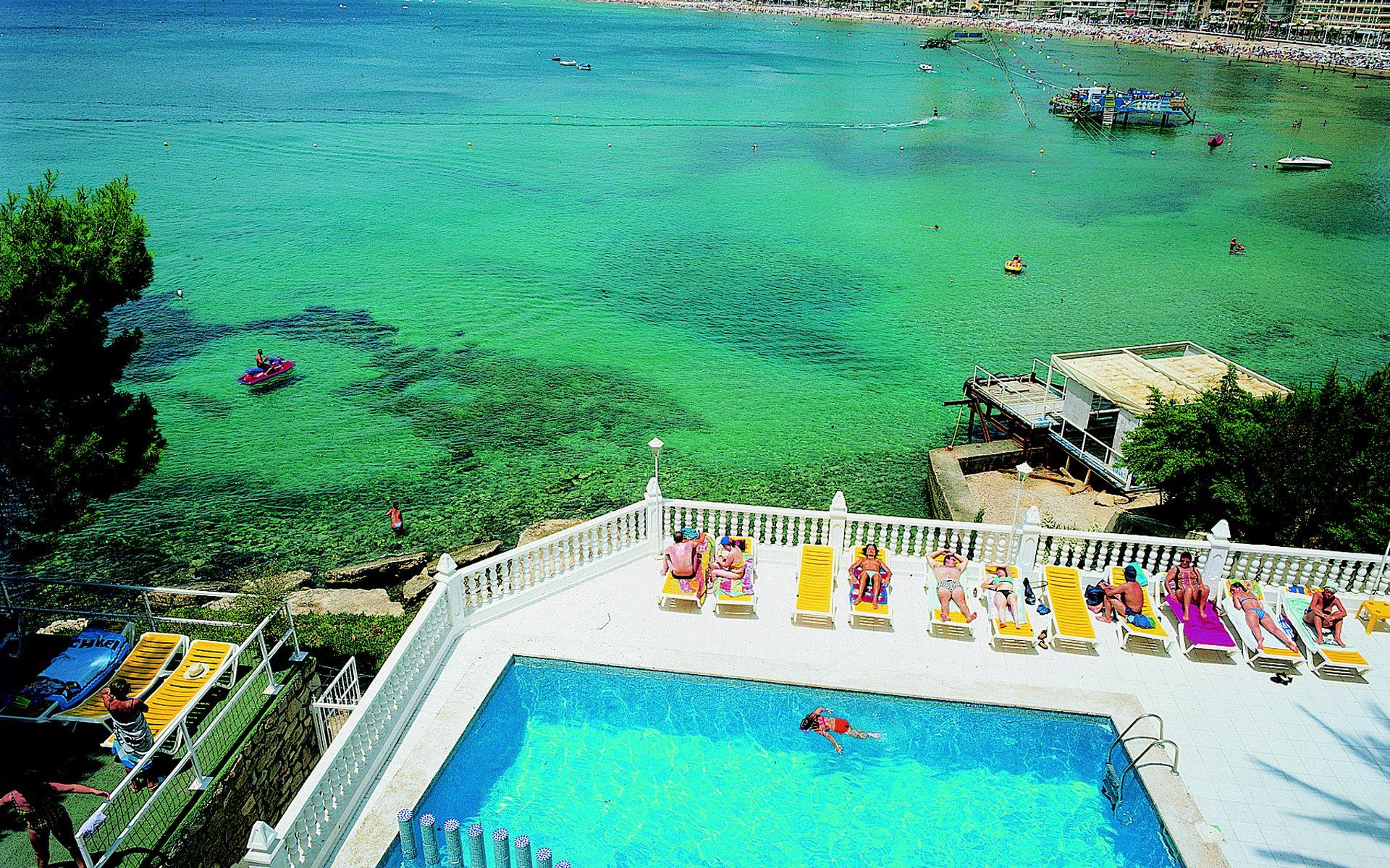 Hotel lido benidorm en benidorm costa blanca desde 23 - Restaurante el puerto benidorm ...