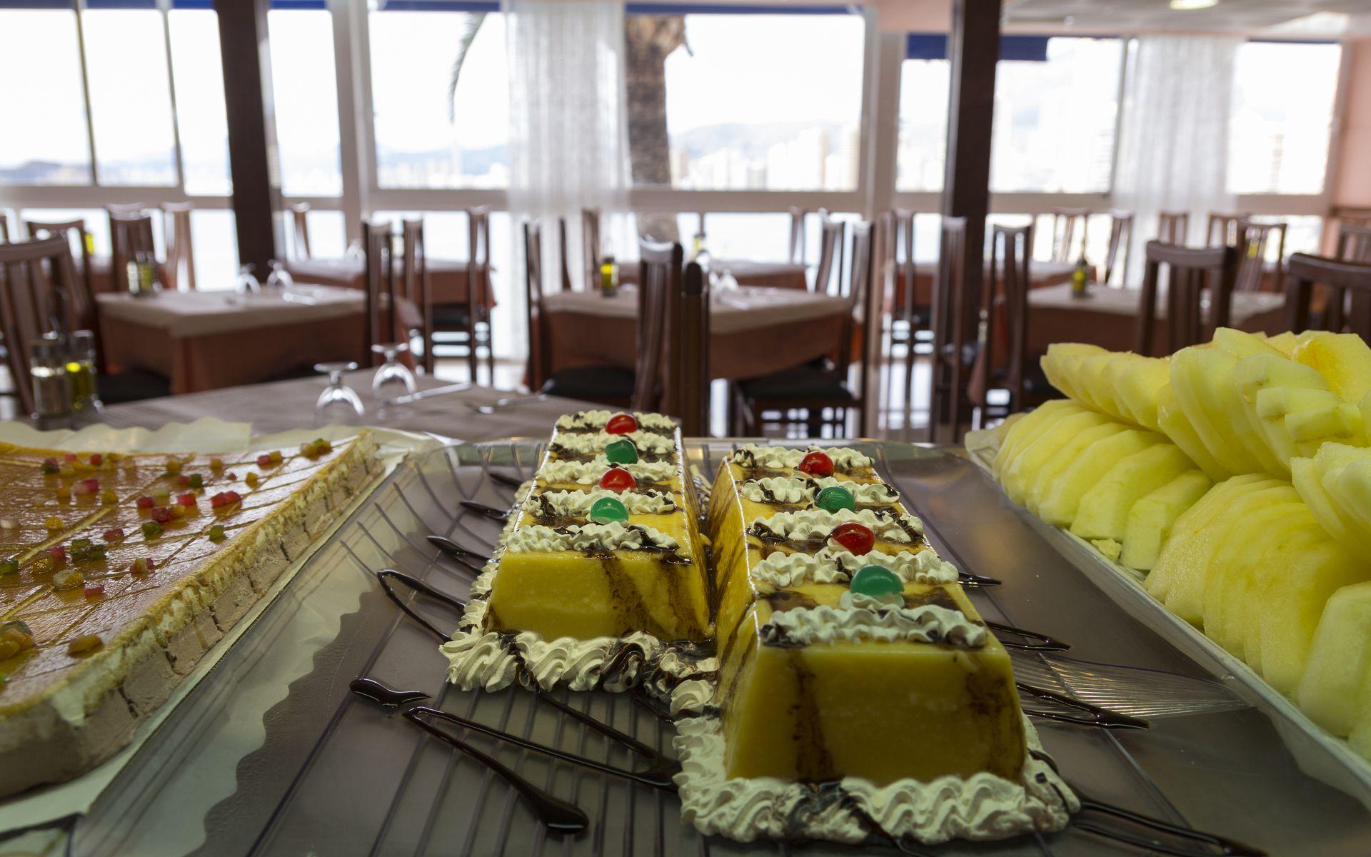 Hotel lido benidorm en benidorm costa blanca - Restaurante el puerto benidorm ...