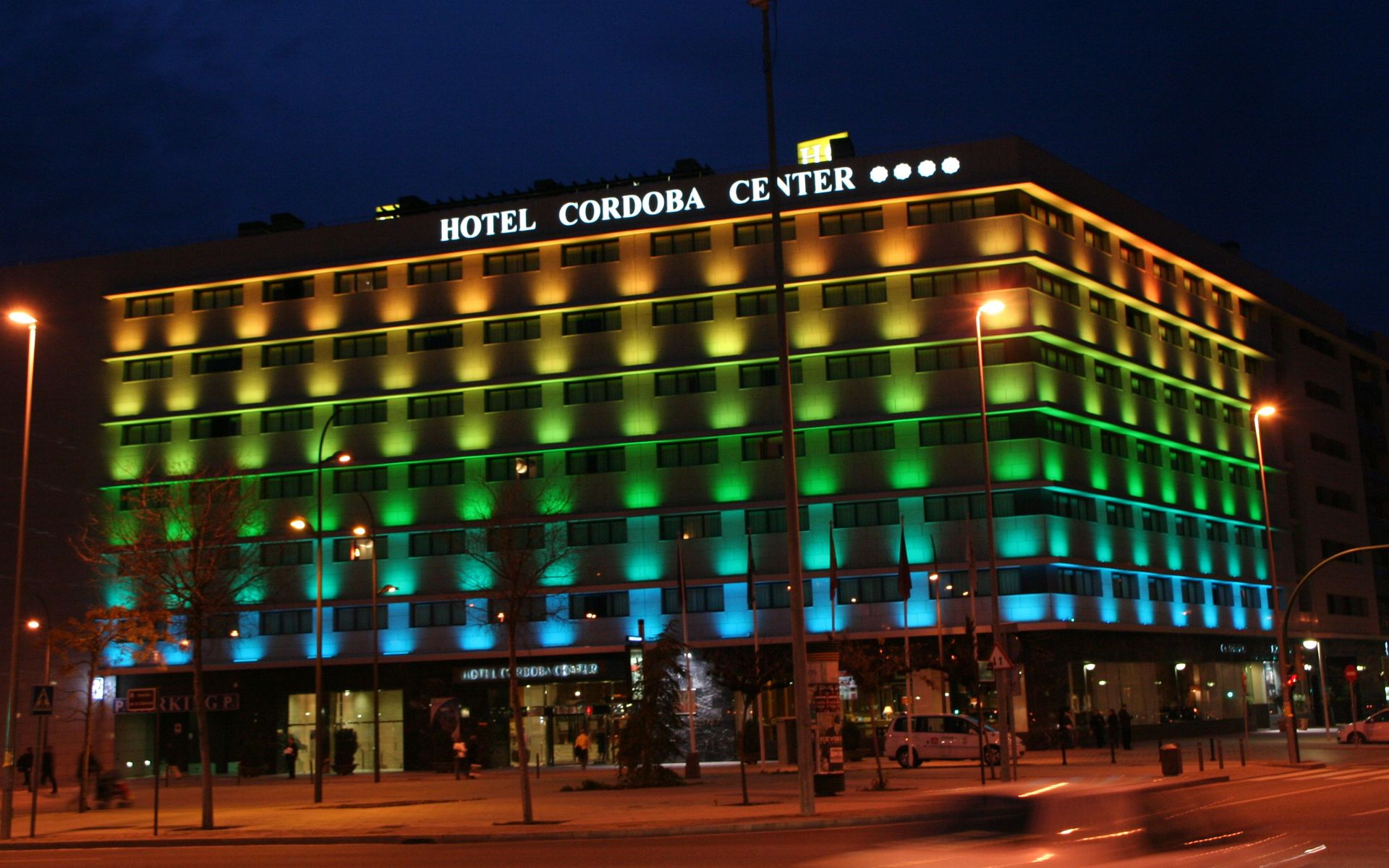 Cordoba Center 4. Córdoba