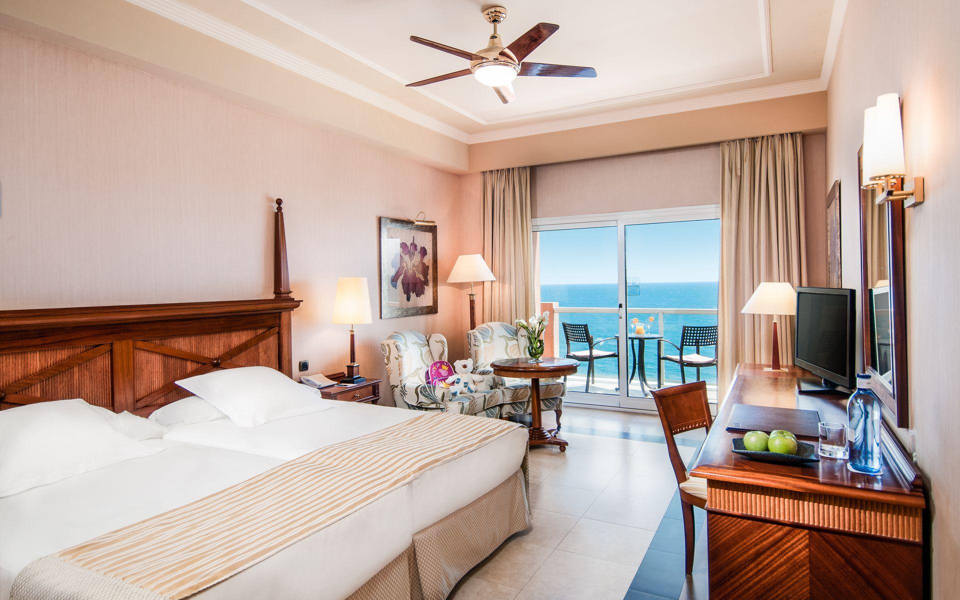Gran hotel elba estepona thalasso spa en estepona costa for Hotel spa familiar