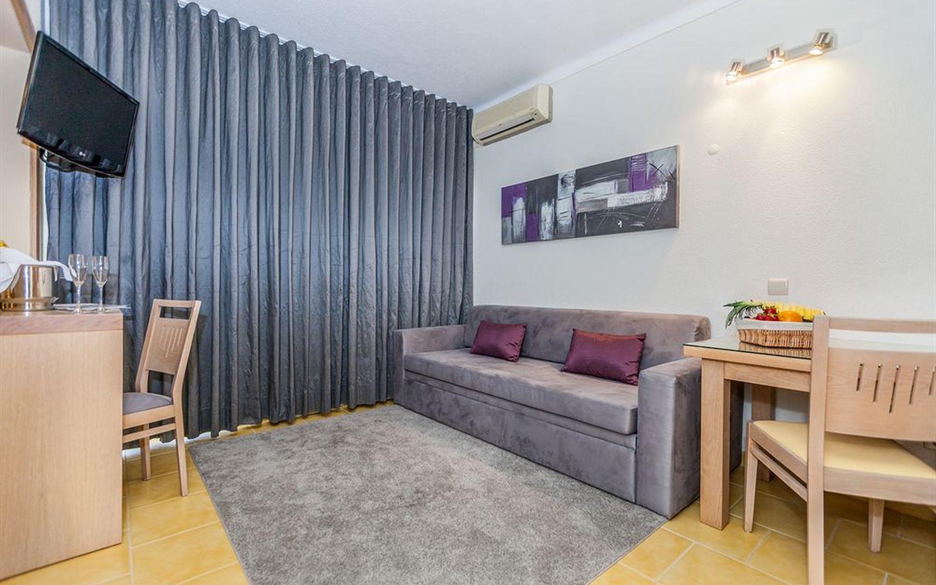 Albufeira sol hotel spa en albufeira algarve desde 15 - Television pequena plana ...