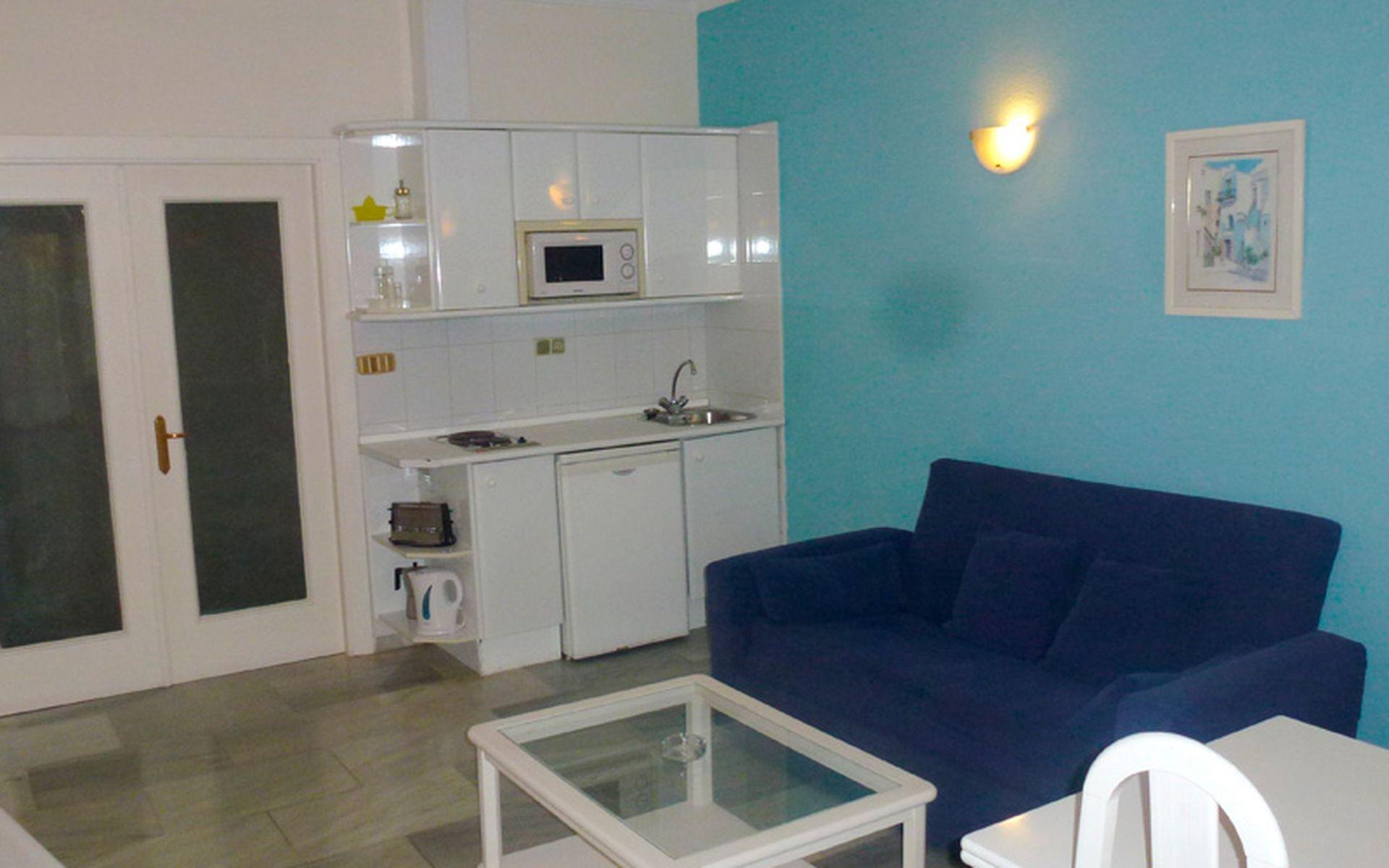 First flatotel internacional apartamentos en benalm dena - Television pequena plana ...