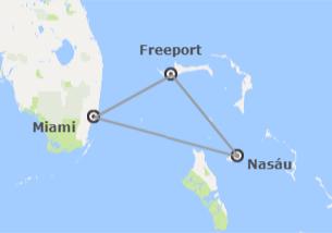 EEUU y Bahamas: Miami y Crucero a Bahamas