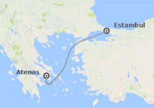 Turquía y Grecia: Estambul y Atenas