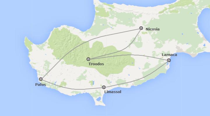 Descubre lo mejor de Chipre