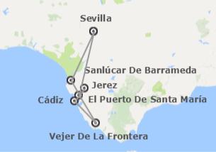Andalucía: Pueblos Blancos y Rincones de Cádiz