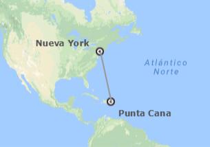 EEUU y República Dominicana: Nueva York y Punta Cana