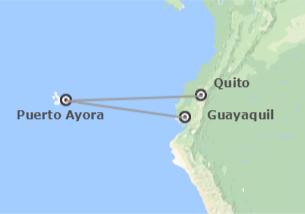 Ecuador: Quito, Galápagos y Guayaquil