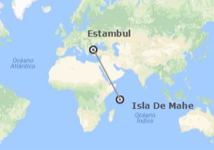 Turquía e Islas del Índico: Estambul y Seychelles