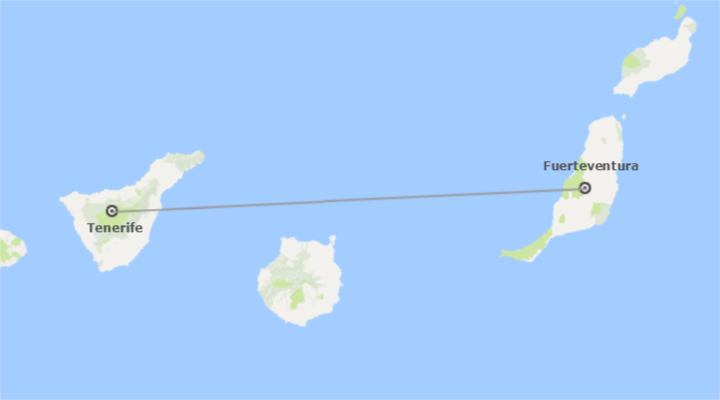 Islas Canarias: Tenerife y Fuerteventura