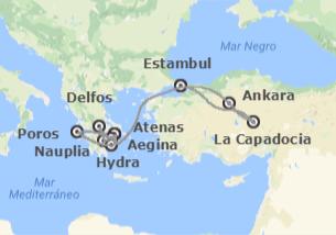 Europa Oriental: Turquía y Grecia