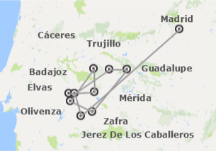 Extremadura: Badajoz