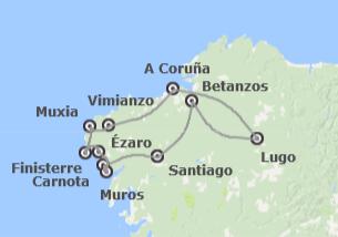 Galicia: Costa da Morte