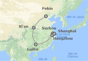 China: De Beijing a Shanghai