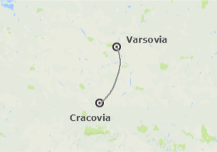 Polonia: Cracovia y Varsovia