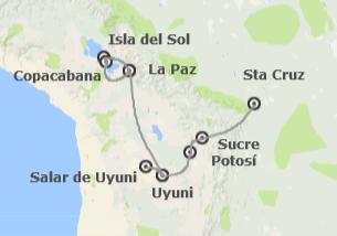 Bolivia: El Tíbet de los Andes