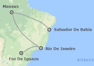 Brasil: Esencias de Brasil