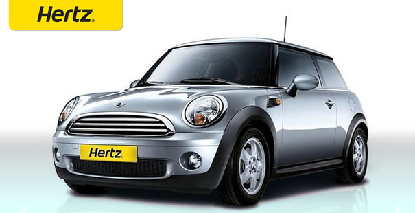 Hertz alquiler de coches