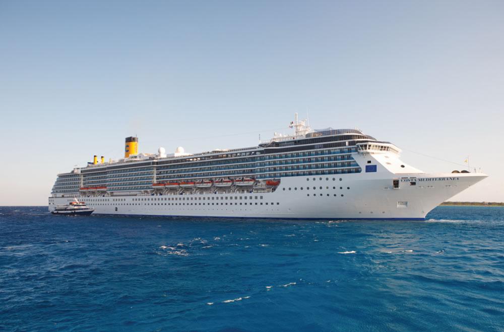 Resultat d'imatges de costa mediterranea crucero