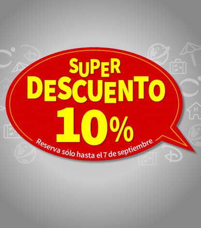 SuperDescuento 10%