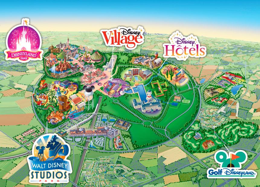 Mapa Interactivo del Parque