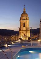 HotelAc Malaga Palacio