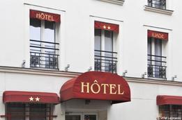 HotelIliade Paris XVIII
