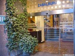 HotelZabalburu