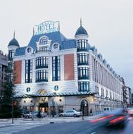 HotelSilken Ciudad De Vitoria