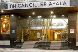 HotelNH Canciller Ayala Vitoria