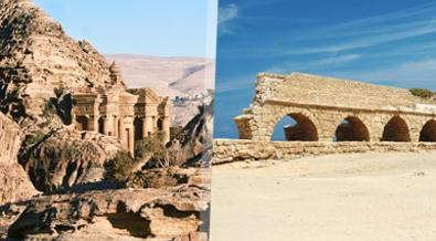 Jordania, Palestina e Israel A Fondo