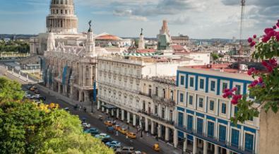 Cuba: Combinado Habana - Varadero